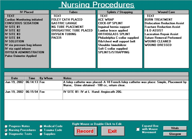 nursing templates for documentation - nursing documentation patient care and legal